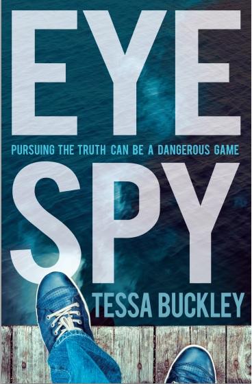 Eye Spy paperback cover