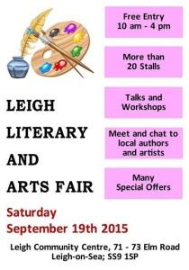 Leigh Literary and Arts Fair